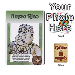 Guillotine (3) By Roi   Playing Cards 54 Designs   Qwulzoujopdb   Www Artscow Com Front - Spade8