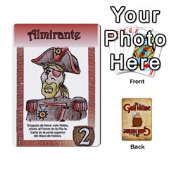 Guillotine (3) By Roi   Playing Cards 54 Designs   Qwulzoujopdb   Www Artscow Com Front - Spade10