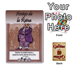 King Guillotine (2) By Roi   Playing Cards 54 Designs   Iq9z264e28rp   Www Artscow Com Front - SpadeK