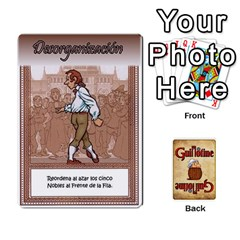 Ace Guillotine (2) By Roi   Playing Cards 54 Designs   Iq9z264e28rp   Www Artscow Com Front - SpadeA