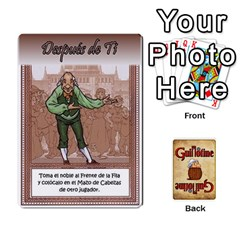 Jack Guillotine (2) By Roi   Playing Cards 54 Designs   Iq9z264e28rp   Www Artscow Com Front - HeartJ