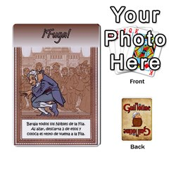 Ace Guillotine (2) By Roi   Playing Cards 54 Designs   Iq9z264e28rp   Www Artscow Com Front - HeartA