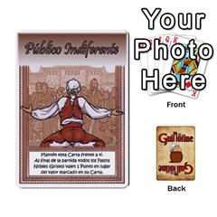 Jack Guillotine (2) By Roi   Playing Cards 54 Designs   Iq9z264e28rp   Www Artscow Com Front - ClubJ