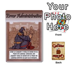 Guillotine (2) By Roi   Playing Cards 54 Designs   Iq9z264e28rp   Www Artscow Com Front - Joker1