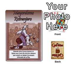 Guillotine (2) By Roi   Playing Cards 54 Designs   Iq9z264e28rp   Www Artscow Com Front - Joker2