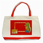 Sunshine Beach Tote 1 - Classic Tote Bag (Red)