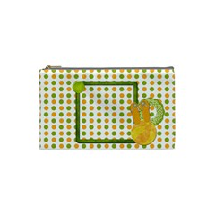 Sunshine Beach Small Cosmetic Bag 1 By Lisa Minor   Cosmetic Bag (small)   L2hb4y0ordch   Www Artscow Com Front