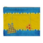 Sunshine Beach XL Cosmetic Bag 1 - Cosmetic Bag (XL)