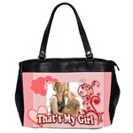 That,s my girl - Oversize Office Handbag (2 Sides)