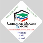 Usborne Car Hanger - Car Window Sign