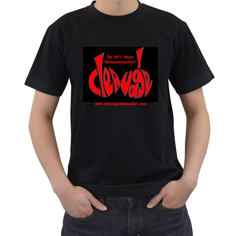 Tshirt 1 By Captain Fancypants From Cdu   Men s T Shirt (black)   Dcd2vf7m8koq   Www Artscow Com Front