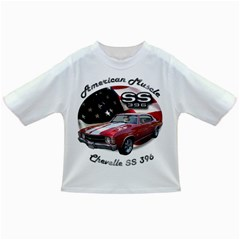 Chevy Chevelle SS 396 Infant/Toddler T-Shirt by BlueRidgeArtisans