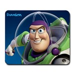 Damien - Large Mousepad
