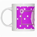 My baby Girl mug - White Mug