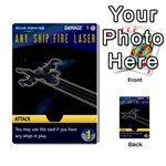 Star Pirates Fleet Wars - Multi-purpose Cards (Rectangle)