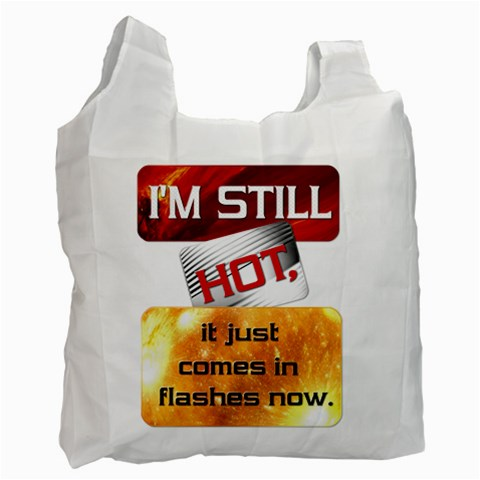Recycle Bag   Hot By Eleanor Norsworthy   Recycle Bag (one Side)   5dqkiw2hd89s   Www Artscow Com Front
