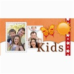 Kids - 4  x 8  Photo Cards