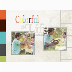 Colorful Of Life By Joely   5  X 7  Photo Cards   Zis3xwmp07vj   Www Artscow Com 7 x5 Photo Card - 1