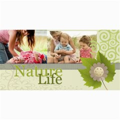 Nature Life By Joely   4  X 8  Photo Cards   Ab3tsbhfrdht   Www Artscow Com 8 x4 Photo Card - 1