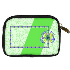 Celebrate In The Sun Camera Bag 1 By Lisa Minor   Digital Camera Leather Case   Wwe9attdwvrg   Www Artscow Com Back