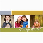 collage poster - 4  x 8  Photo Cards