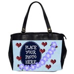Ladybug double sided - Oversize Office Handbag (Two Sides)