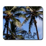 Hang in There mouse pad-2 - Large Mousepad