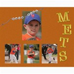 Mets Collage - Collage 8  x 10