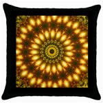 Repsycle 006 Throw Pillow Case (Black)