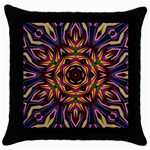 REPSYCLE_ARTS_ 09 Throw Pillow Case (Black)