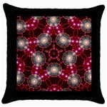 REPSYCLE_ARTS 107 Throw Pillow Case (Black)