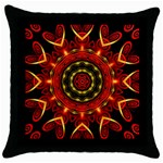 REPSYCLE_ARTS_109 Throw Pillow Case (Black)
