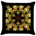 REPSYCLE_ARTS_110 Throw Pillow Case (Black)