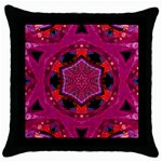 REPSYCLE_ARTS_-156 Throw Pillow Case (Black)