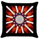 REPSYCLE_ARTS_-129 Throw Pillow Case (Black)