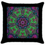 REPSYCLE_ARTS_-136 Throw Pillow Case (Black)