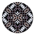 REPSYCLE_ARTS_-140 Round Mousepad