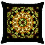 REPSYCLE_ARTS_-117 Throw Pillow Case (Black)