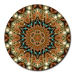 REPSYCLE_ARTS_-111 Round Mousepad