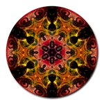 REPSYCLECARDS-169 Round Mousepad