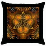 Repsycle Arts 023 Throw Pillow Case (Black)