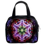 Fractalart PurWeb Classic Handbag (Two Sides)