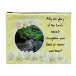 Easter Religious XL Cosmetic Bag - Cosmetic Bag (XL)