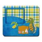 Sunshine Beach Mousepad 3 - Large Mousepad