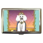 White Poodle Prince Cigarette Money Case