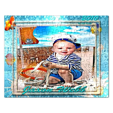 By Pamela Sue Goforth   Jigsaw Puzzle (rectangular)   Mjqhbtgmkl74   Www Artscow Com Front