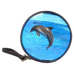 Jumping Dolphin Classic 20 Cd Wallet by dropshipcnnet