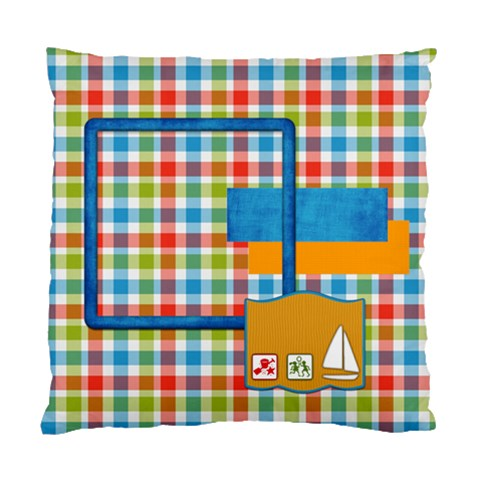Sunshine Beach 1 Sided Pillowcase 2 By Lisa Minor   Standard Cushion Case (one Side)   Q2z1nuodrqrd   Www Artscow Com Front