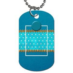 Buttercup 2 Sided Dog Tag 1 By Lisa Minor   Dog Tag (two Sides)   Gkrh4bhs2gvo   Www Artscow Com Front