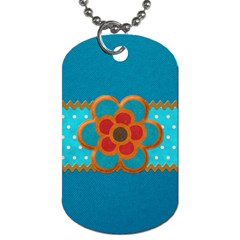 Buttercup 2 Sided Dog Tag 1 By Lisa Minor   Dog Tag (two Sides)   Gkrh4bhs2gvo   Www Artscow Com Back